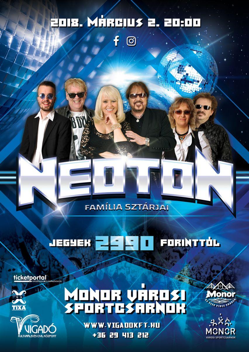 Neoton koncert - TELTHÁZ