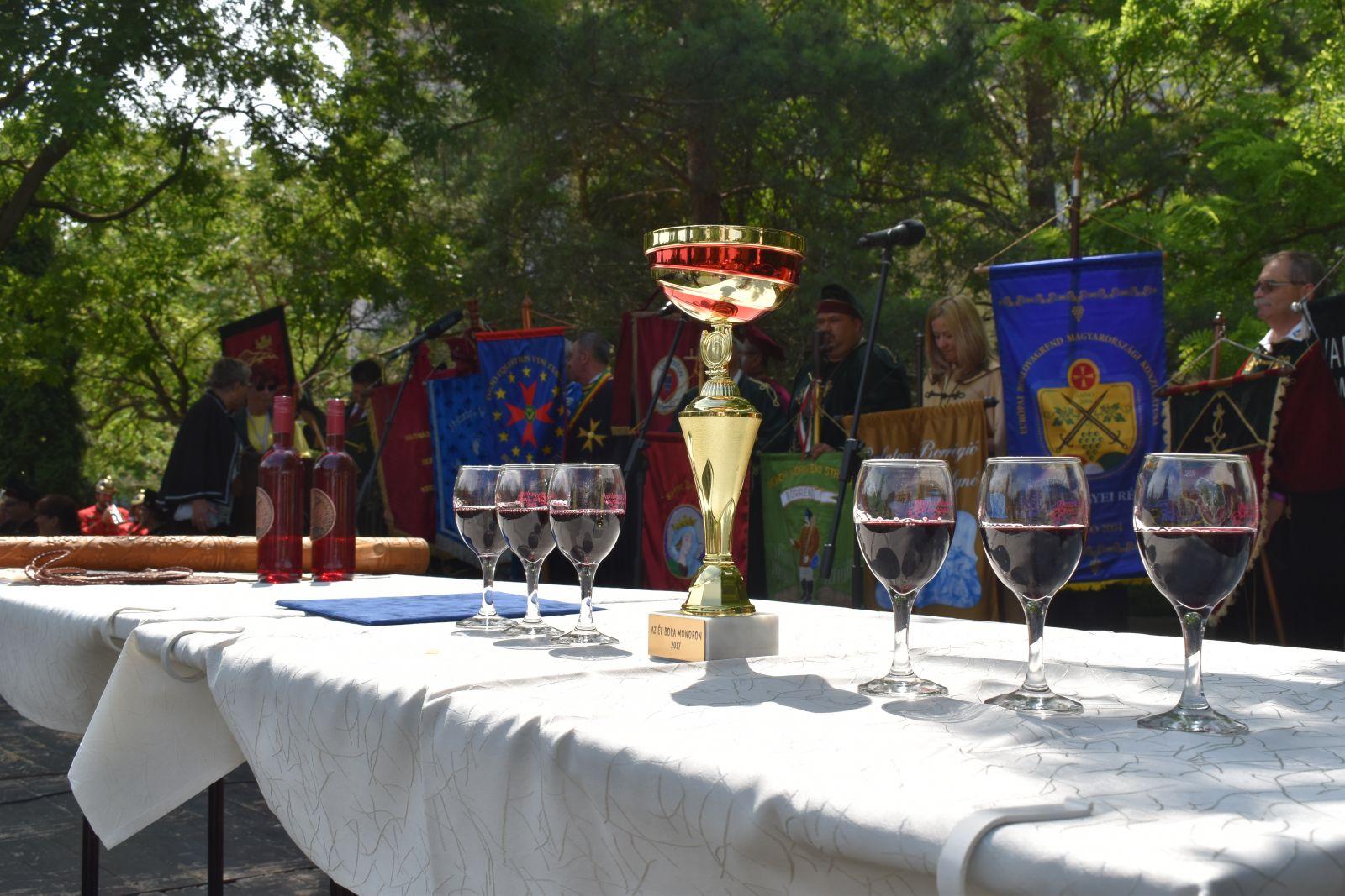 Április végén lesz a városi borverseny