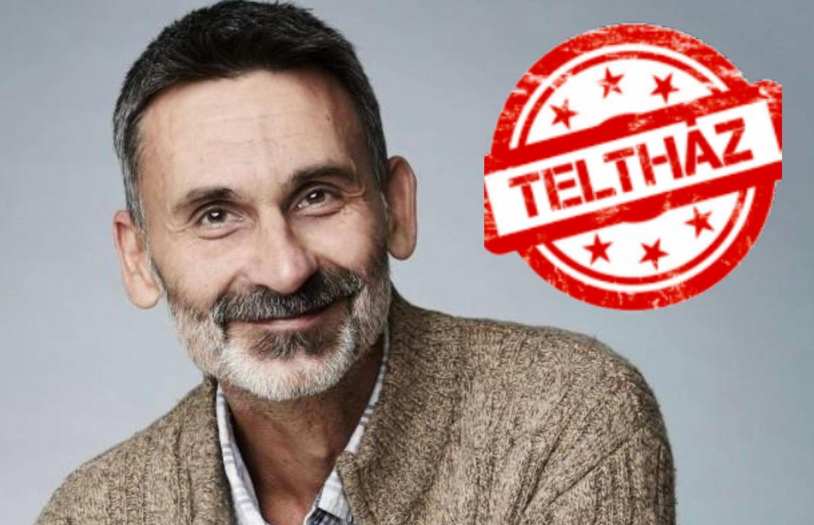 Pál Feri atya előadása - TELTHÁZ!