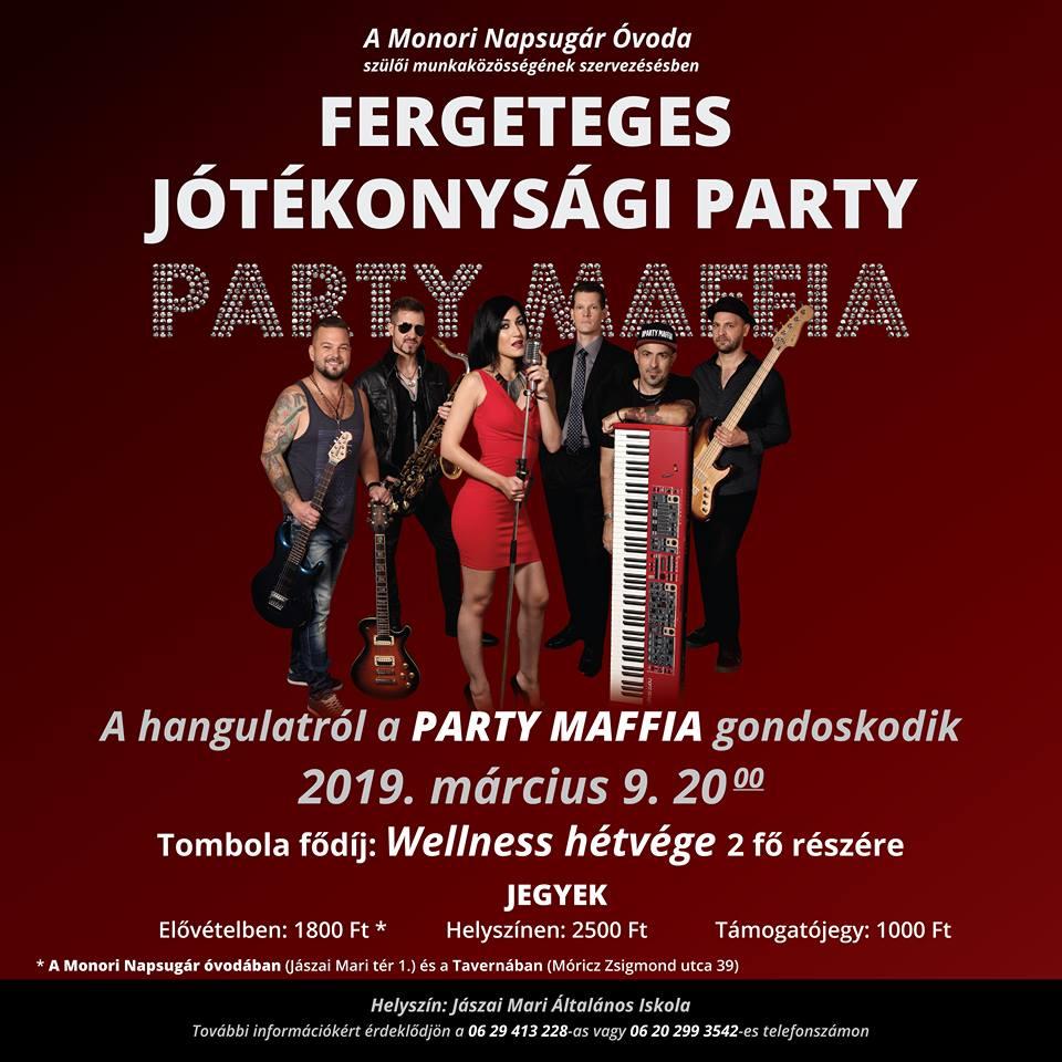 Jótékonysági Party