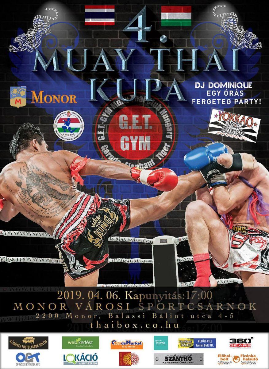 4. Muay Thai Kupa
