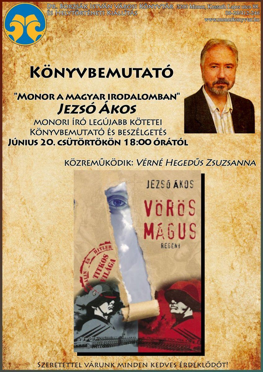 Monor a magyar irodalomban