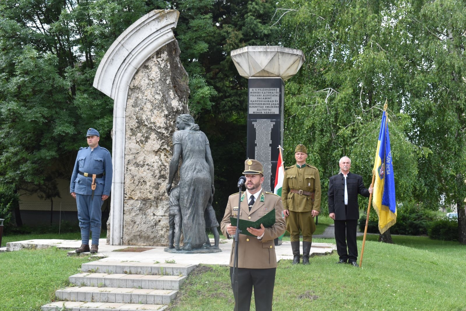 Magyar Hősök Emlékünnepe