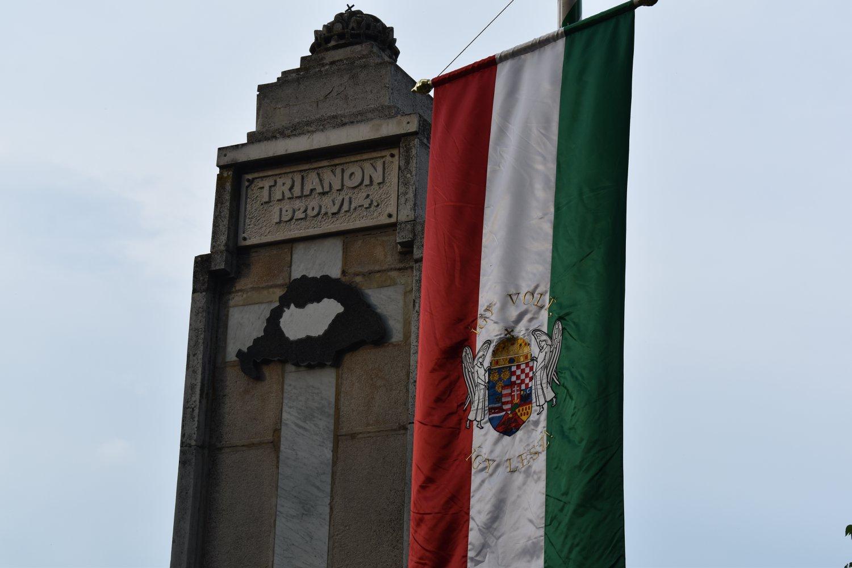 Megemlékezés a trianoni döntés 100. évfordulóján