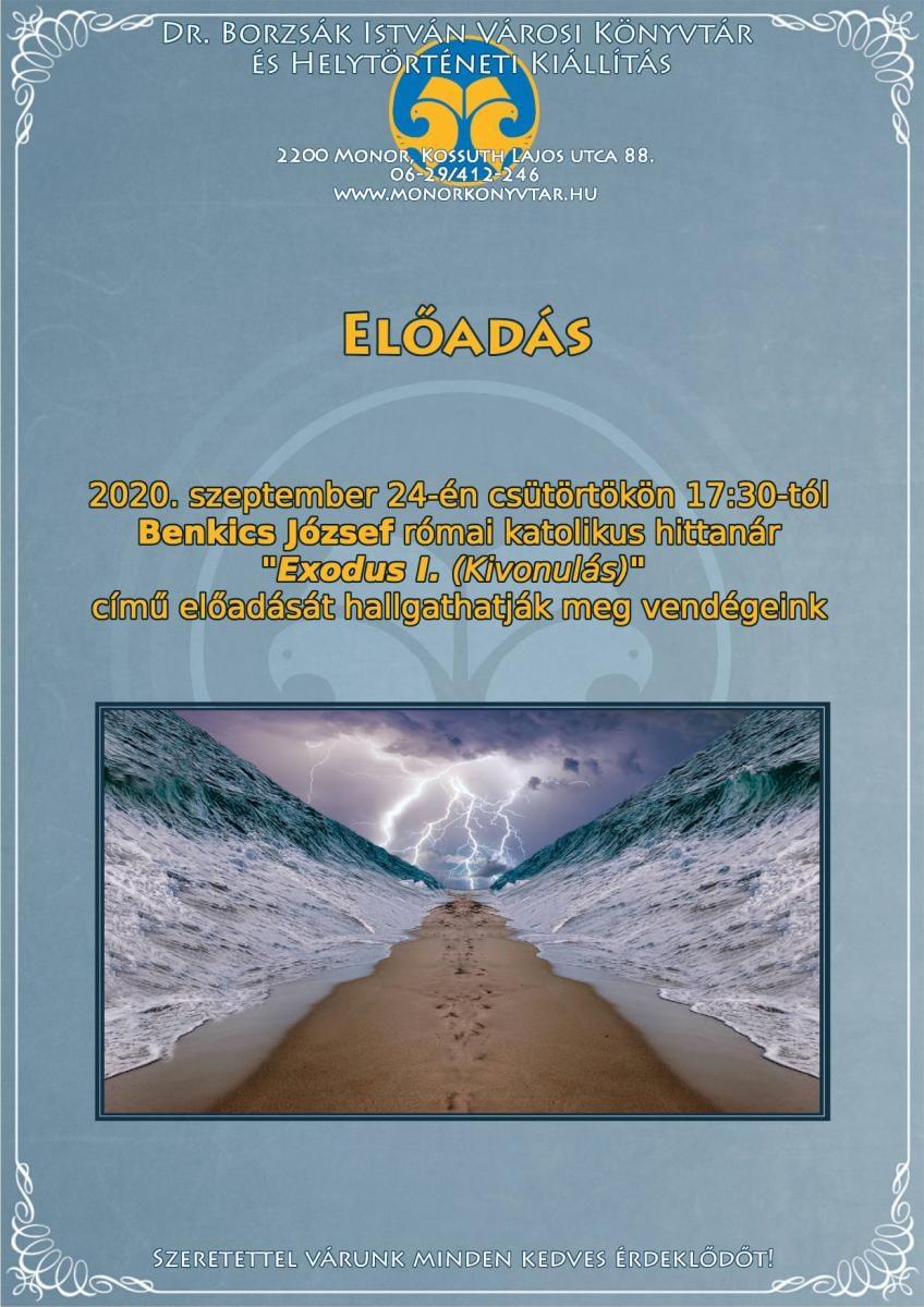 Exodus I. (Kivonulás)