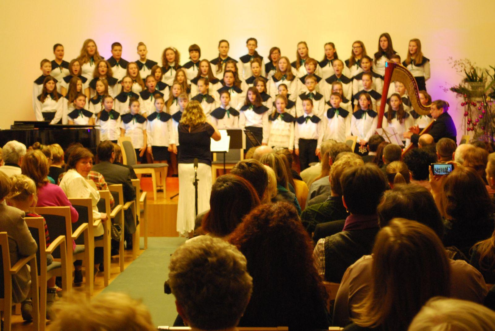 Forrás kórus 20 éves jubileumi koncertje