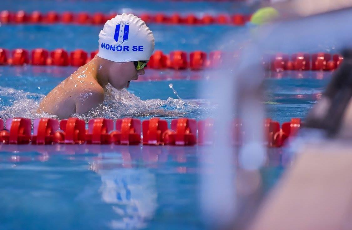 Remek eredményeket értek el a Monori SE korosztályos úszói az országos bajnokságon