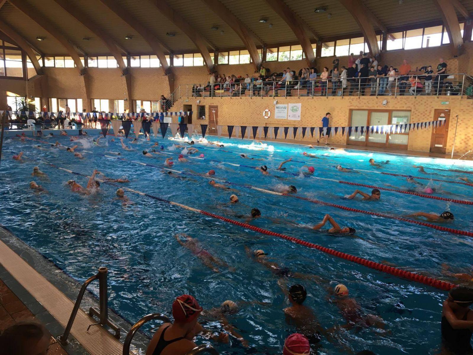 Tizenegy számban szereztek érmet hazai medencében a Monor SE úszói