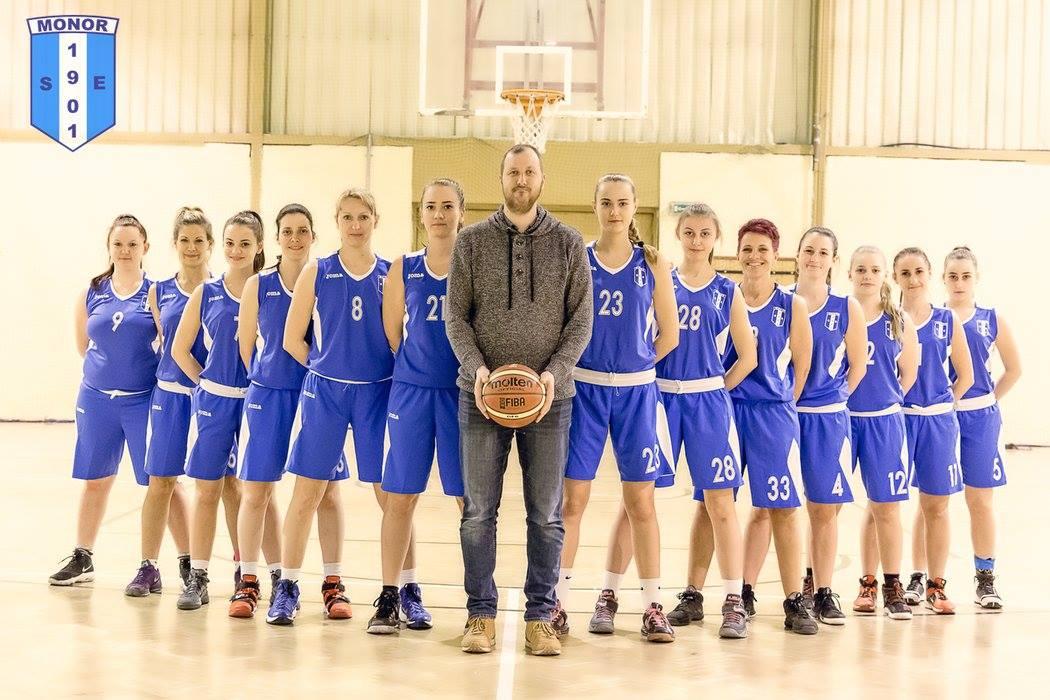 Sikeresen szerepeltek a Monori SE kosárlabda csapatai az elmúlt héten
