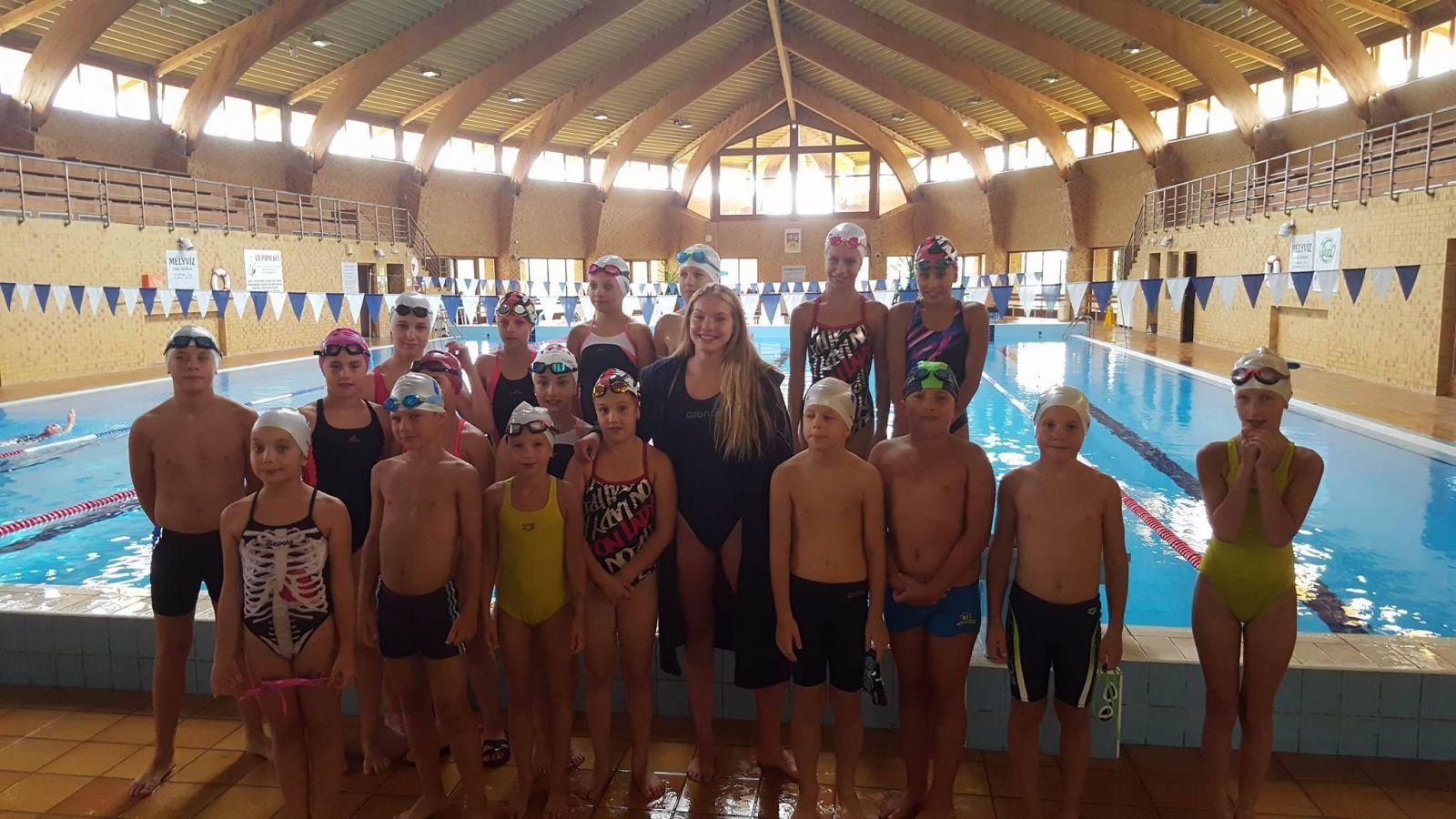 A héten megkezdte a munkát a Monor Se úszó szakosztálya is
