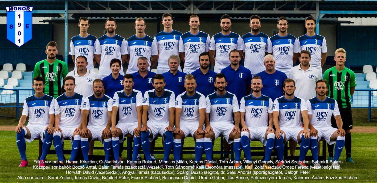 Erősít a tavaszi szezonra a Monori SE labdarúgó csapata