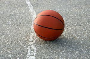 Az iskolák közötti streetball verseny eredményei