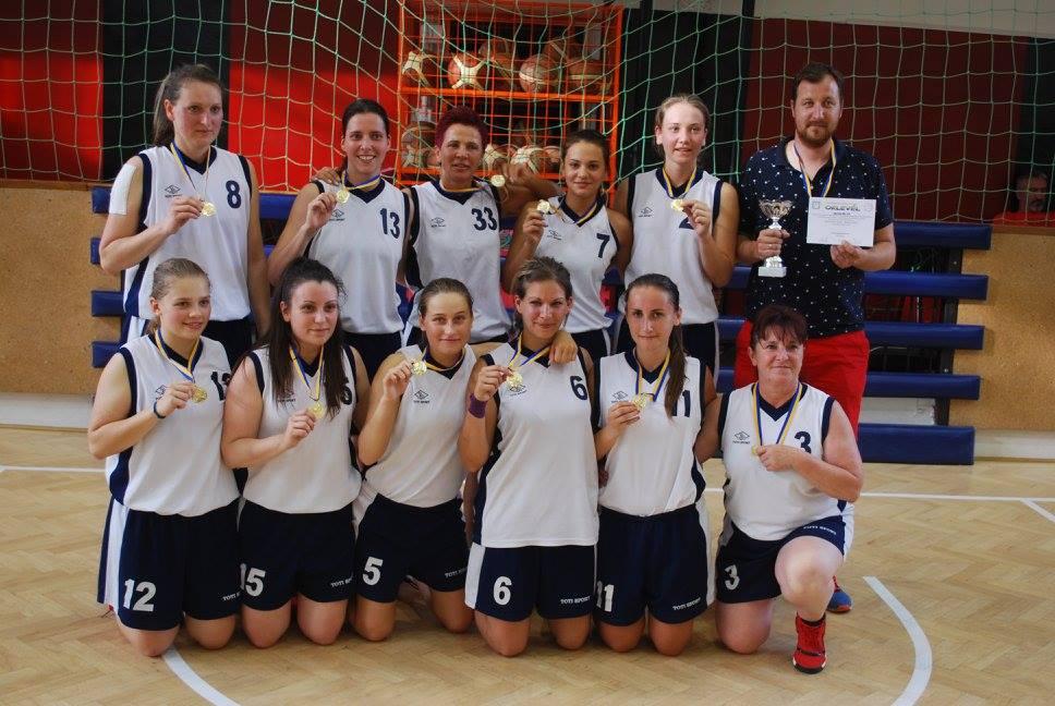 Pest megye bajnoka a női kosárlabda csapatunk