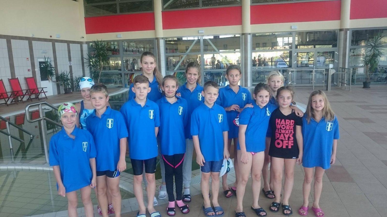 A Monor SE úszói is megkezdték a versenyszezont